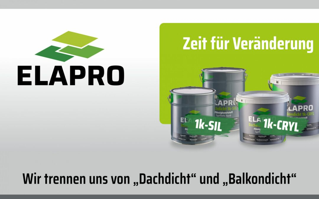Neue Produktnamen!